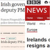 'On the edge of turmoil': What the world media made of the Frances Fitzgerald controversy