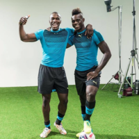 The Dublin man who body doubles for Mario Balotelli and Usain Bolt