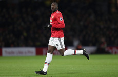 'I think he needs a big contract': Mourinho wants new shooting boots for Lukaku