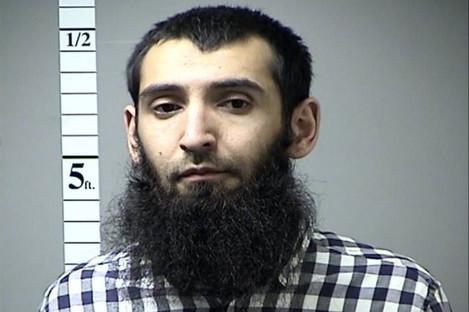 Suspect Sayfullo Saipov