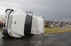 At least 28 killed as storms sweep across US (Video)