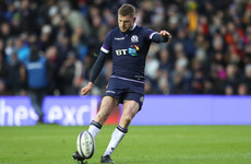 Scotland out-half Russell says Dan Carter exit played no part in Racing move