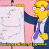 The 'Ireland Simpsons Fans' Facebook page went to town on *that* Channel 4 video on the Irish border