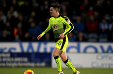 Reading's Irish youngster enjoyed a landmark night in the Championship