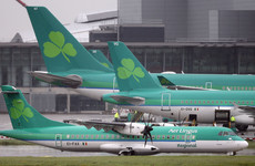 A sacked Aer Lingus worker blamed drinking the night before for showing up to work drunk