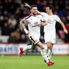 Ireland's Robbie Brady scores an absolute screamer in Burnley victory