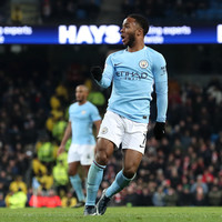 The stuff of champions? 96th-minute Sterling goal sees City win 12th game in a row