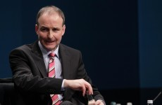Micheál Martin: I'm not a 'caretaker leader'