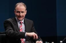 Micheál Martin: I'm not a 'caretaker leader'