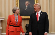 Theresa May maintains Trump 'wrong' on tweets, but 'special relationship' will endure