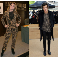 Harry Styles has revealed that Shania Twain is his main fashion influence... it's The Dredge