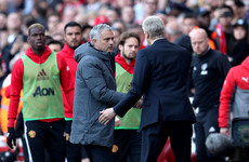 Wenger doesn't expect Mourinho to park the Man United bus at the Emirates