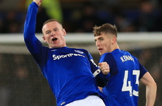 'One of the best goals I've ever scored': Rooney savours first Everton hat-trick