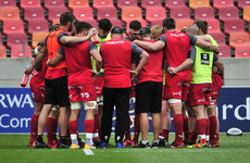 Scarlets have to 'think outside the box' to ease scrum-half crisis in South Africa