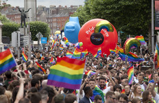 'It's a show of solidarity': Pride flag set to fly over Dublin City Hall next summer
