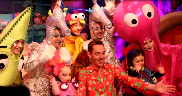 Tubridy has been getting 'Toy Show ready' by watching Elf and dancing around his kitchen