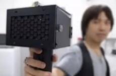 Watch: Japanese scientists unveil 'speech jamming' gun