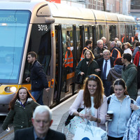 Children under five can travel for free on public transport from today
