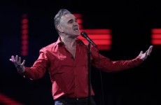 Morrissey weighs in on Falklands debate
