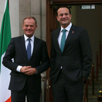 'If UK Brexit offer is unacceptable to Ireland it will be unacceptable to Europe' - Donald Tusk