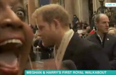 A This Morning reporter spectacularly failed at interviewing Prince Harry and Meghan Markle