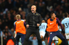 Pep admits regret over Redmond incident: 'I can't control myself'