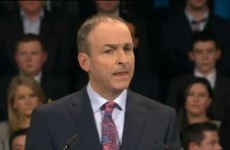 Fianna Fáil leader apologises for party's mistakes