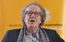 Oscar winner Geoffrey Rush steps down from industry board after claims of 'inappropriate behaviour'