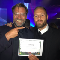 Klopp meets his idol David Meyler - it's the sporting tweets of the week