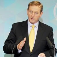 Enda Kenny hails Irish 'resilience' through crisis