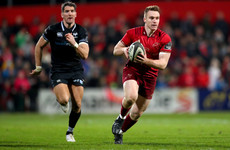 Perfect start for Van Graan as Munster make light work of Ospreys in Cork