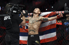'I'll gladly fight him' - Holloway open to McGregor rematch after defending UFC featherweight title