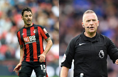 'All he can do is look at it and learn from it': Referee Jon Moss apologises after costly error