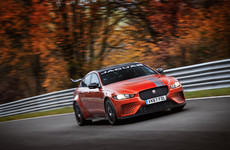 Jaguar's monstrous XE SV Project 8 is officially the world's fastest four-door saloon