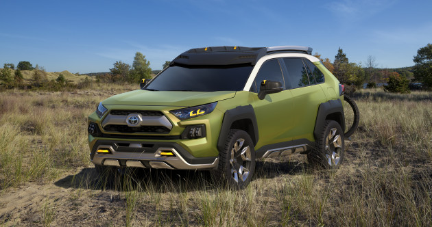 6 fearsome new SUVs unveiled at the LA Auto Show - from the super-luxe to the savage off-roader