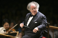Met Opera suspends conductor James Levine following multiple sexual misconduct claims
