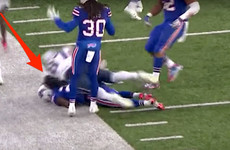 Rob Gronkowski under fire for 'dirty' hit that sent a Bills player into concussion protocol