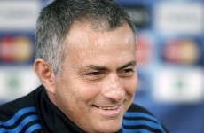 Mourinho mute on London mystery