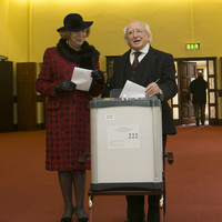 Poll: Should citizens living abroad be allowed to vote in Ireland's presidential elections?