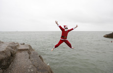 Poll: Are you taking part in a mass swim or run on Christmas Day?
