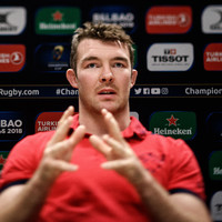 Munster captain O'Mahony says his future will be decided by January
