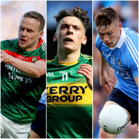 Do you agree with The42's Gaelic Football 2017 Team of the Year?