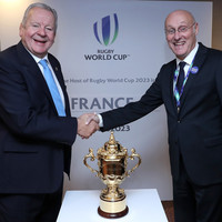 Laporte wins another World Rugby vote, as next summer's U20 championship heads to France