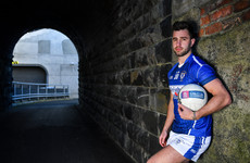 With his Shamrock Rovers days behind him, Paul Sharry hoping to create St Loman's history