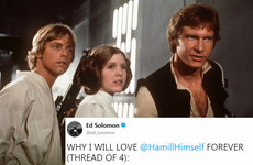 This gorgeous story about Mark Hamill meeting a fan as Luke Skywalker is melting hearts