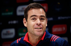 'Certain opposition brings a certain vibe' - Van Graan ready for Thomond bow against Munster's old foes
