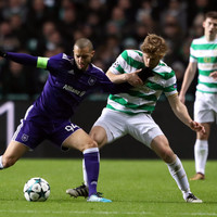 Celtic qualify for Europa League despite slipping to Anderlecht defeat
