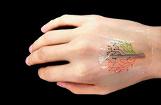 Scientists develop 3D printed 'living tattoo' that responds to its surroundings