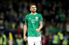 Bad news for Robbie Brady as he's set for long spell out with serious knee injury