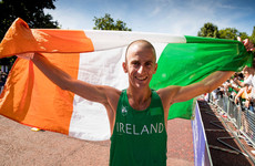 There's no stopping him! Evergreen Heffernan lands Athlete of the Year award